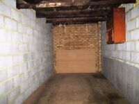 Lock up garage - Safe and nice! only £20 weekly