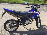 WR 125 - Yamaha -