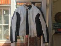 Dainese Women Motorcycle Leather Jacket - in excellent condition