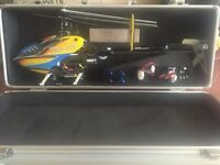 trex 250 rc helicopter