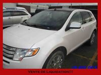 2010 FORD Edge AWD LIMITED***INSPECTION SECURITAIRE 62 POINTS***