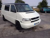 2003 VW Transporter T4 7Seater 2.5 Manual with 12 Month MOT PX Welcome