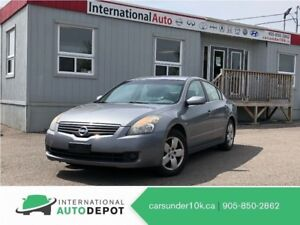 2007 Nissan Altima 2.5 S | LOW KM'S | CRUISE CONTROL