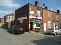 FITTED & READY TO TRADE CAFE/SANDWICH BAR: HORWICH: REF: G8425