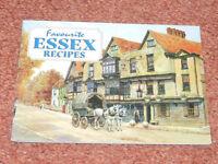 Favourite Essex Recipes Book