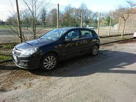 1.8 Vauxhall Astra 56 reg 69000 miles great condition