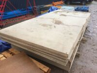 USED CHIPBOARD SHEETS WOOD 4000mm x 1780mm x 25mm