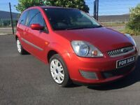 2008 Ford Fiesta 1.2 3 DOOR 66000 MILES