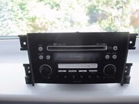 SUZUKI GRAND VITARA HEAD UNIT RADIO CD MP3 PLAYER Clarion 39101-76K30 Model PS-31010 D-A