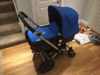 Bugaboo Chamelion 2 Full Travel System Carry Cot Buggy Car Seat Isofix