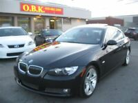 2007 BMW 335i 335I COUPE-TOIT OUVRANT-CUIR ROUGE-MAGS