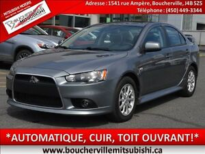2012 Mitsubishi Lancer GT*CUIR, TOIT OUVRANT, ROCKFORD*