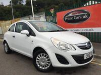2012 12 Vauxhall Corsa 1.0 i ecoFLEX 12v S AWD 3dr 5 speed manual petrol £30 a Year Tax