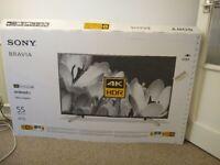 TV Sony Bravia KD-55XF7596 4K HDR