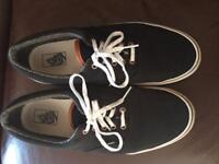 Vans male shoes size 12