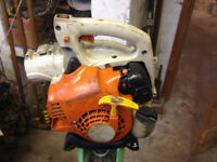 Stihl bg55 leaf blower spares or repairs