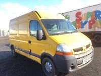 Renault Trafic 1.9 2005 year spare parts