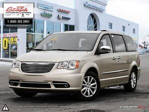 2016 Chrysler Town & Country Limited *LOADED PLATINUM EDITION*