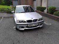 2004 bmw 316i sport 1.8 auto px possible {£1200ono}