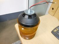 12v amber beacon for tippers and flatbeds
