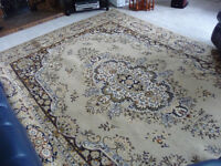 Large Traditional Rug 3350mm x 2440mm (11 feet by 8 feet)