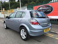2010 (60 reg) Vauxhall Astra 1.6 i Active Plus 5dr Hatchback Petrol 5 Speed Manual
