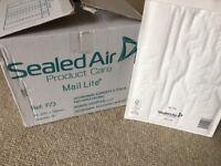 49 x F3 White Mail Lite Padded Envelopes/ Jiffy Bags