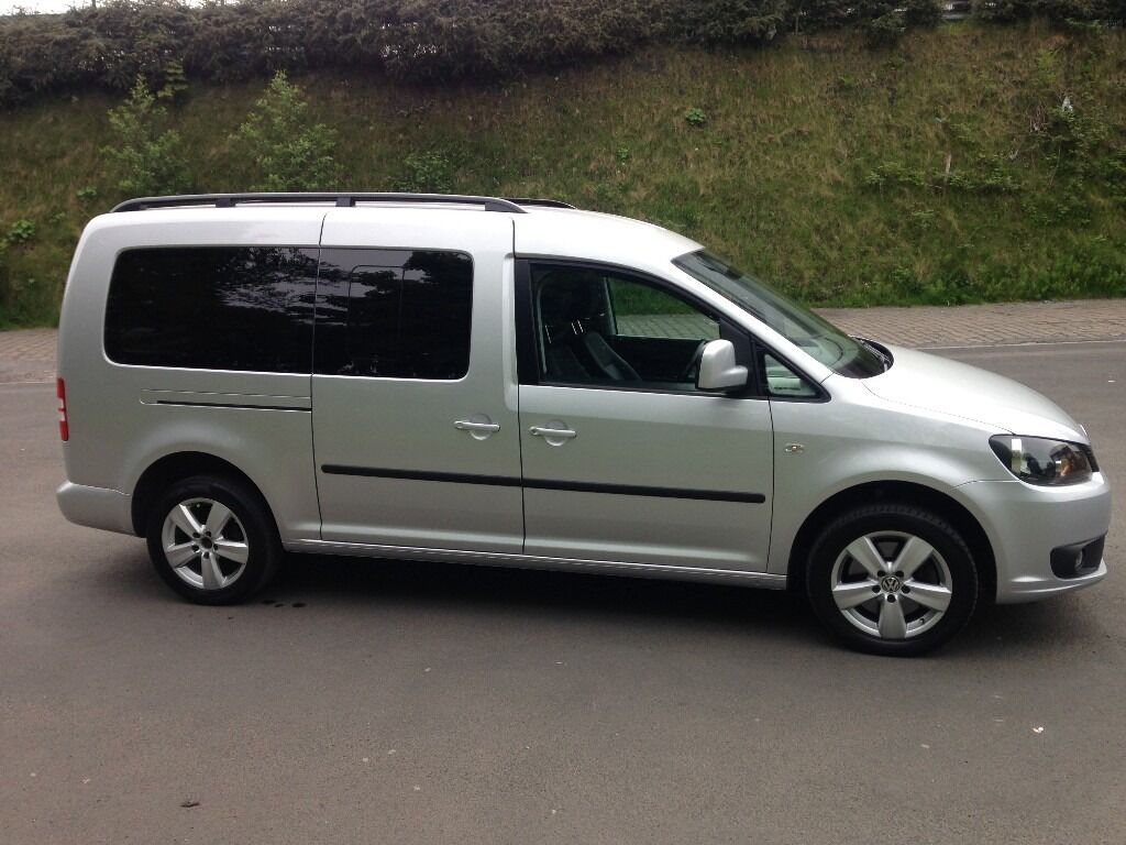 2015 volkswagen caddy maxi c20 life 2 0 tdi silver bmt silver manual mpv 7 seats 6 speed manual. Black Bedroom Furniture Sets. Home Design Ideas