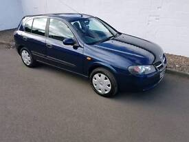 Nissan almera S trade in to clear