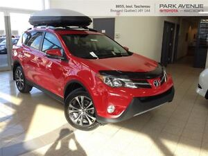 2015 Toyota RAV4 XLE*50e EDITION* TOIT OUVRANT *