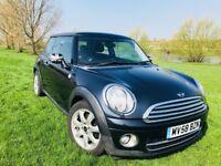 Mini Cooper 1.6 diesel Full Service History 20£ tax low mileage