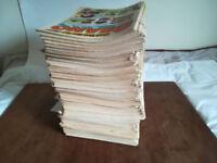 Beano Comics Big Pile. Years 1988. 1990 - 1995