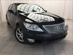 2010 Lexus LS 460 Technology Package: ECP and Winter Tires.