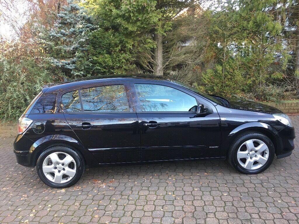 Vauxhall Astra 1.4 energy. 2007