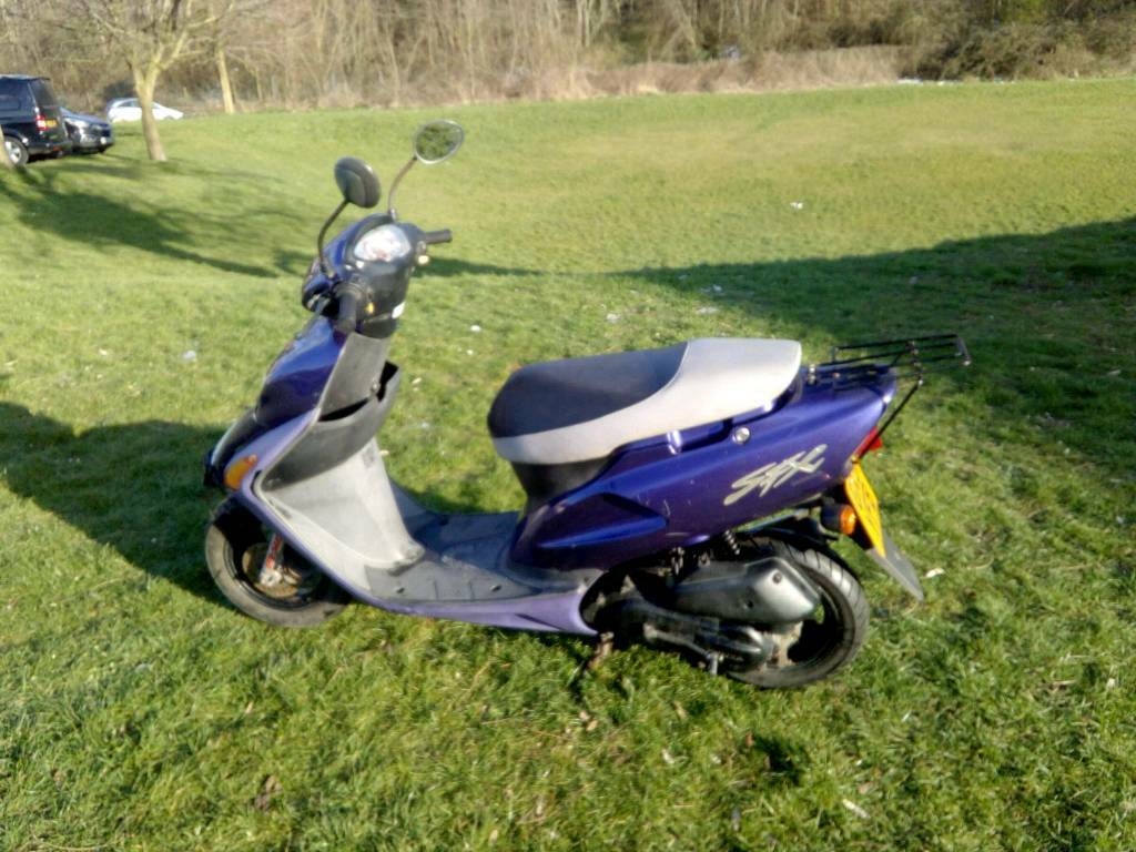 honda sfx 50 moped scooter in hucclecote gloucestershire gumtree. Black Bedroom Furniture Sets. Home Design Ideas