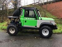 Land Rover Defender 90 200tdi Tray Back