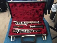 Howarth S20 oboe - excellent condition intermediate plus student instrument