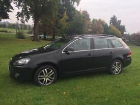 Volkswagen Golf 2.0 TDCI 2012 Sports Estate **Full service History**Two Keys