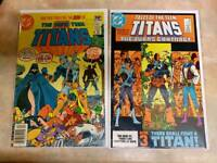 New Teen Titans key issues