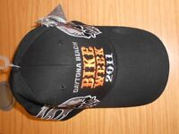 DAYTONA BEECH BIKE WEEK BASEBALL CAP 2011