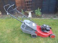 Sovereign Self Propelled Petrol Lawnmower