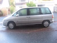 2001CITREON SYNERGIE SX DIESEL 7 SEATER 2 OWNERS FS/HISTORY MOT T/BAR PART X