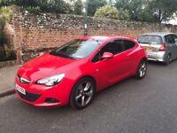 Vauxhall Astra GTC SRI 1.4T 140ps Sat Nav, 19 Inch Alloys, Infinity Sound System