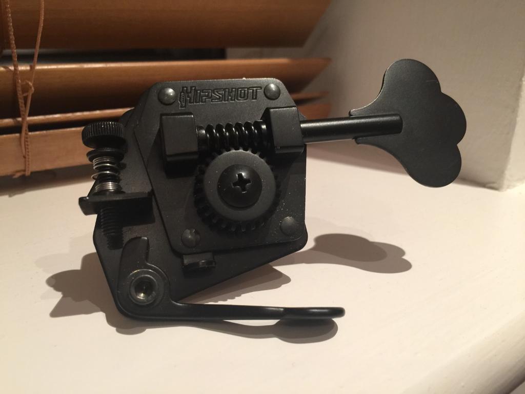 Hipshot BT3 Bass extender- Brand New - Can post!