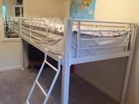 HOME Lucas Mid Sleeper Bed Frame -