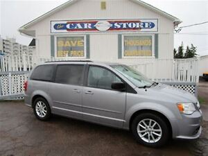 2013 Dodge Grand Caravan SE QUAD STOW 'NO GO SEATING!! POWER SLI