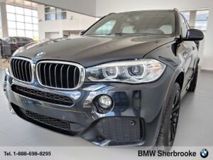 2015 BMW X5 Xdrive35d *7 PASSAGERS*