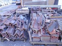 Various Reclaimed Crested Ridge Tiles