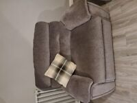 Recliner curve sofa and arm chair