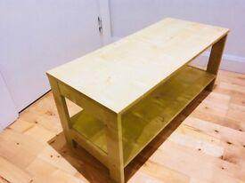 Coffee Table (Wood finish)